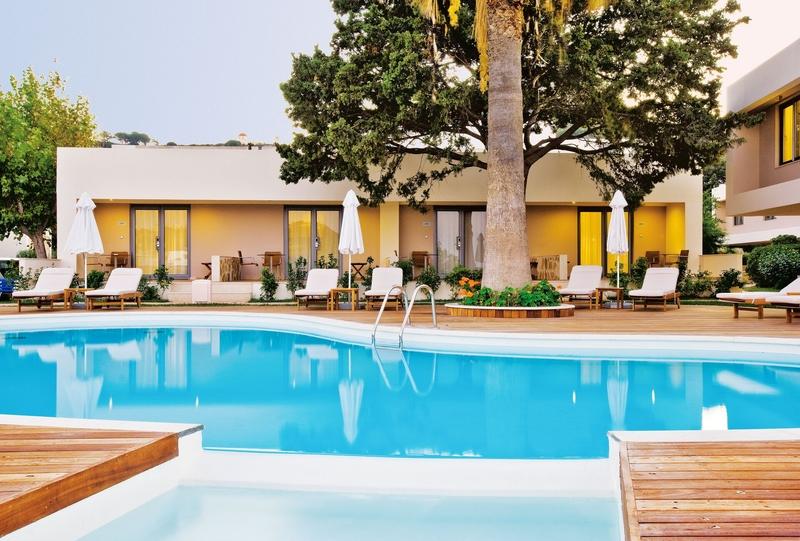 Pool in Ihrem 5-Sterne Hotel Rodos Palace